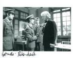 Richard Franklin (Captain Yates) - Genuine Signed Autograph 7931